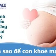 [Bệnh tiểu đường] Những bà mẹ đang mang thai cần lưu ý những gì?