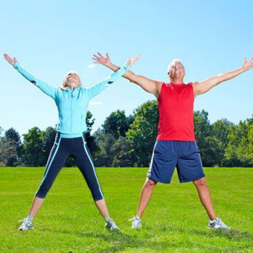 5 Bài tập thể dục cho người bệnh gút hiệu quả.